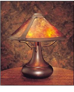 Mica Lamp Company Turn Of The Century American Lighting